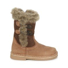 These girls winter boots by Camper are warm and cozy! Click to buy ...
