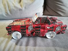 Hell Trabi roadster cabrio (soda can)