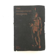 Excited to share the latest addition to my #etsy shop: Connecticut Magazine Connecticut History Native American Issue March 1904 Memorabilia American Indian Antique Publication http://etsy.me/2CuCBTC #booksandzines #black #periodicalmagazine #american #gotvintage