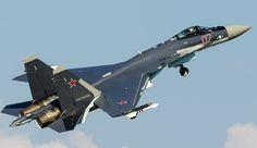 Siria como escaparate para las ventas del caza ruso Su-35-noticia defensa.com