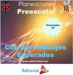 PLANEACIONES DE PREESCOLAR | Planeaciones para preescolar | Descargar recursos gratis