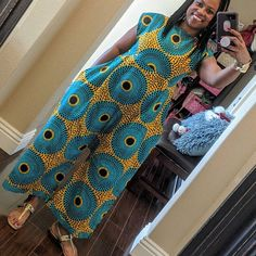 Items similar to Yellow Midi Dress, Circle Dress with Short Sleeves African Print Dress with Pockets African Fashion Ankara Dress on Etsy African Shop, African Fashion Ankara, African Print Fashion, African Wear, African Style, African Shirt Dress, African Prom Dresses, African Outfits, African Blouses