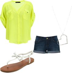 Cute, created by reese-o on Polyvore