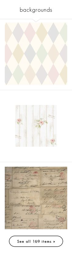 """""""backgrounds"""" by meyli-meyli ❤ liked on Polyvore featuring home, home decor, wallpaper, backgrounds, multi, whimsical wallpaper, pattern wallpaper, cole son wallpaper, whimsical home decor and harlequin wallpaper"""