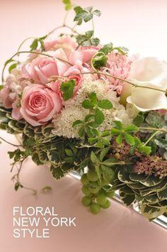 Fresh Flower Arrangement #17 by FLORAL NEW YORK, via Flickr