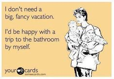 RTG Parents: Who needs vacation? #Parenthood
