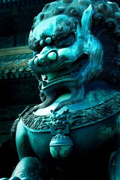 Guardian of the Forbidden City