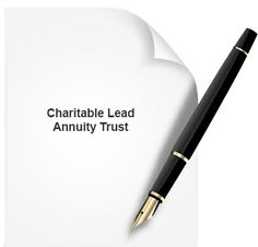 This charitable lead annuity trust provides an income interest to a charitable organization, while passing assets to other beneficiaries. Part of this interest goes to another beneficiary, such as the donor, their family members or other individuals. www.youtube.com/mobileaustinnotary