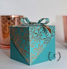 Tutoriel des cubes design » Lumière étincelante» – Kraftyminie