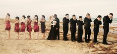 Wedding Party | Have Fun Photography - Eugene, OR Wedding Photographer | SnapKnot