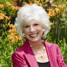 Diane Rehm, NPR doesn't look like she sounds...goes to show you not to judge people