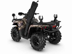 New 2016 Can-Am Outlander L Mossy Oak Hunting Edition ATVs For Sale in Connecticut. For 2016, all Can-Am Camo models feature Mossy Oak's new Break-Up Country pattern, with elements from North America and a design balancing blending in with breaking up your vehicle's outline. Combine that with factory-installed hunting accessories and you get the ultimate hunting package.