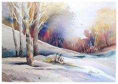 Back yard in winter   Flickr - Photo Sharing!