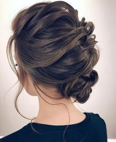 Tendência de penteado para noivas: coque embutido - Constance Zahn | Casamentos
