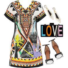Love has no Shape <3 Outfit Idea 2017
