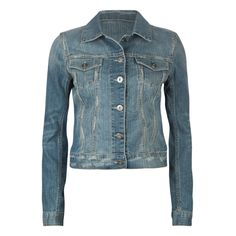 FREESTYLE Denim Womens Jacket (1.985 RUB) found on Polyvore featuring outerwear, jackets, denim, jackets & vests, women, long sleeve jean jacket, long sleeve jacket, jean jacket, blue jackets and blue jean jacket