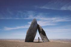 Des étranges portails géants dans un ranch du Montana
