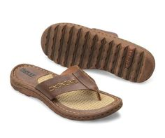 Born Suava women's leather sandals in Sunset by Born   Women's footwear