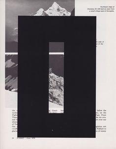 garadinervi: Brandon F. WilsonSummit (via Cargo Gallery)