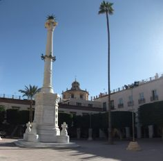 Almería - Plaza Vieja - photo: Robert Bovington  #Almeria #Andalusia #Spain #España http://bobbovington.blogspot.com.es/2013/05/almeria-by-robert-bovington.html