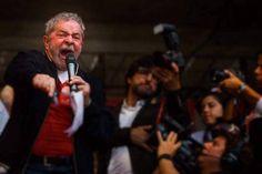 Indignado, Lula afirma que a Policia Federal o tratou como bandido em operação