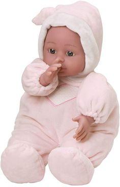 a1718875cbdec Adora 13-Inch Cuddle Baby Girl Doll in Pink  Sponsored