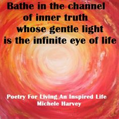 """""""Poetry For Living An Inspired Life: Poems as Spiritual Meditation."""" an excerpt #books #poetry"""