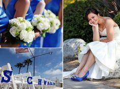 Blue Wedding wedding-ideas
