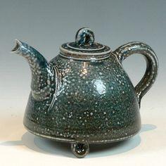 Mick Casson teapot