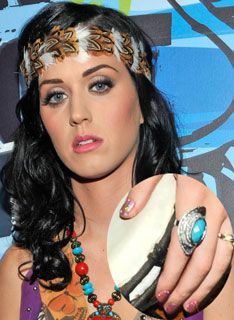 Katy Perry #lacquer #lacquerous #nails #beauty #fashion
