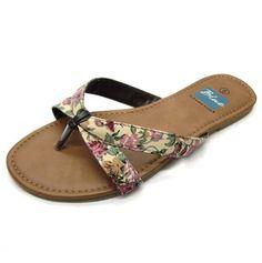 Pattern Sandal