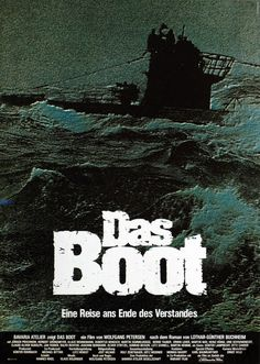 film poster for Das Boot