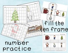 number practice and
