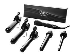 XTAVA Professional 5-in-1 Curling Iron Review - http://www.mycurlingiron.com/curling-iron/brand/xtava/xtava-professional-5-in-1-curling-iron-review/