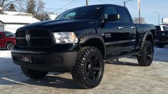 "2013 Dodge ""Ram"" 1500 (Outdoorsman) Crew Cab (Lifted)"