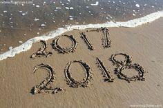 2018 beach scene