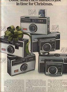 Kodak's Instamatic Cameras (1968)