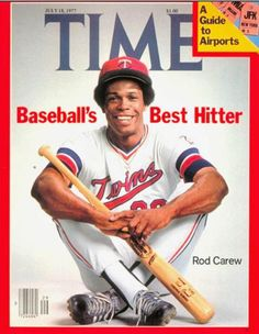 Update:This was an Old School Tuesday that was published over a year ago but in light of the fact that Rod Carew suffered a massive heart attack recently and is in need of a heart transplant, I tho...