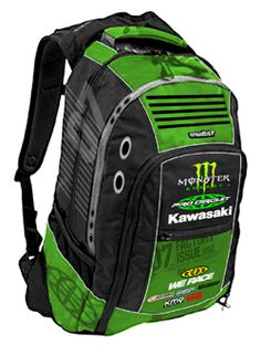 3ca42082ef1 Monster Energy Backpack discontinued product Monster Energy Gear