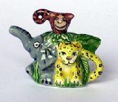 Character teapots