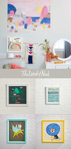 The Land of Nod's fr