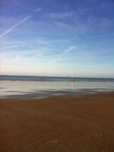 Dreaming of a warm beach...