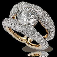 imgend - via:beautyblingjewelry:  Fabergé Charmeuse Di fashion love upright vacuum
