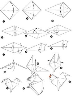 64 Best Origami Images On Pinterest