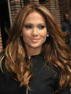 Brown Golden Hair Color Pictures