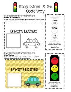 God's Traffic Light - Stop, Slow, and Go God's Way Bible School Crafts, Bible Crafts, Cvc Words, Vocabulary Words, Epic App, Transportation Theme, Christian Crafts, Spelling Activities, How To Eat Better