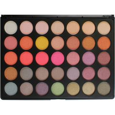 35E ITS BLING EYE SHADOW PALETTE (€21) ❤ liked on Polyvore