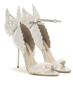 Wedding shoes idea; Featured Shoes: Sophia Webster