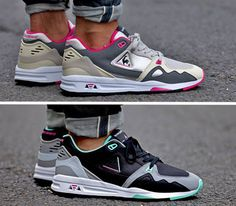 "Le Coq Sportif R1000 ""Day Night"" Pack"