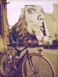 (70) PEUGEOT-mixte 1960'  http://www.pinterest.com/frunno/70-peugeot-mixte-1960/  #Vintage #Peugeot #Bicycle #Retro #Paris #France #Velo #จักรยาน #TourdeFRANCE #ヴィンテージ自転車 #ปารีส #パリ #ฝรั่งเศส #复古自 #行车 #法国 #巴黎 #FRUNNO
